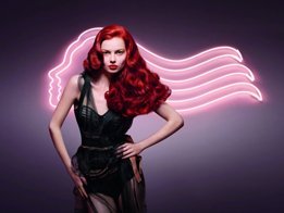 Casting for the studio Wella -Moscow 27 March 2016 . at 18:00